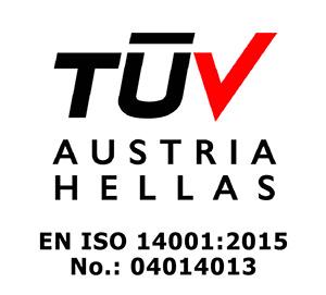 TUV ISO 14001